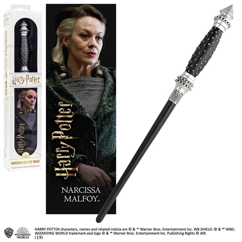 Harry Potter - Narcissa Malfoy - Tryllestav 30 cm